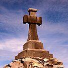 Stone Cross by John Wallace