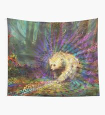 Spirit Bear Wall Tapestry