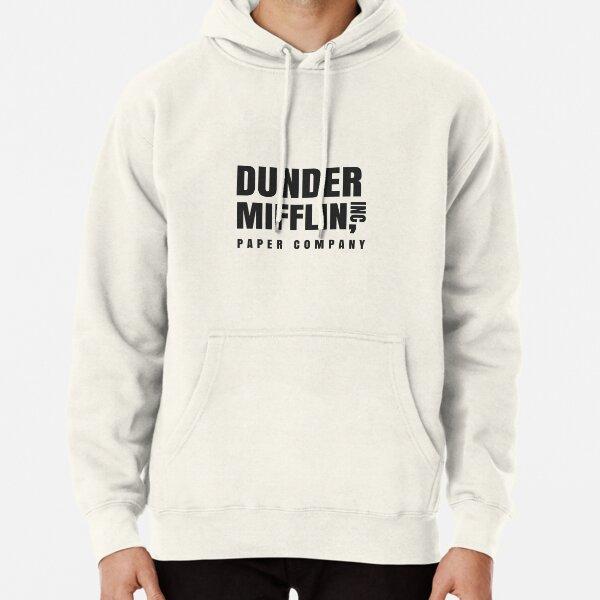 Dunder Mifflin, Inc: una empresa de papel Sudadera con capucha