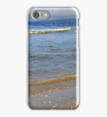Robberg from Plettenberg bay beach iPhone Case/Skin