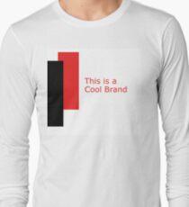 Cool. Long Sleeve T-Shirt