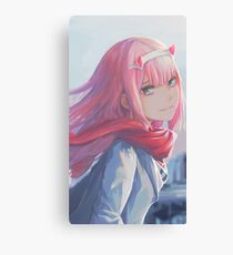 Darling In The FranXX Canvas Print