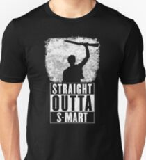 Straight Outta S-Mart Unisex T-Shirt