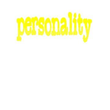 Addictive personality original design | Classic T-Shirt
