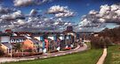 New Hall Panoramic by Nigel Bangert