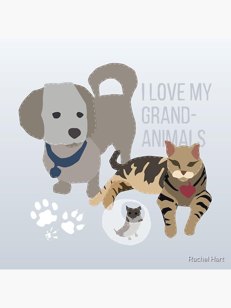 I Love my Grand-Animals by reyoder