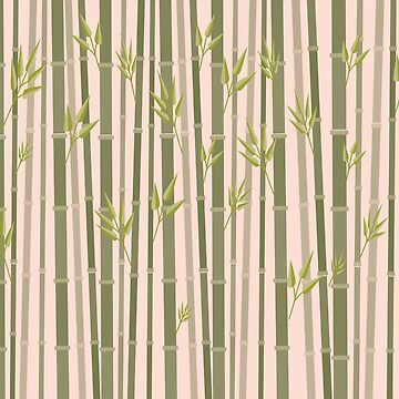 Bamboo Duvet Covers Evening Field Of Bamboo by CreatedProto