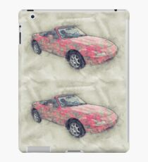 Mazda MX-5 Miata iPad Case/Skin