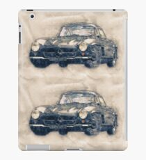 Mercedes-Benz 300 SL iPad Case/Skin