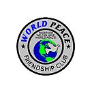 World Peace Friendship Club Phone Case 198601 by cisco119