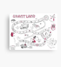 GrantLand : Writing a Proposal Never Tasted So Sweet Canvas Print