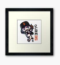 Cra35 Framed Print
