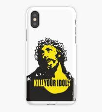 Kill Your Idols Axl Rose Jesus iPhone Case/Skin