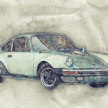 Porsche 911 by Shrijit