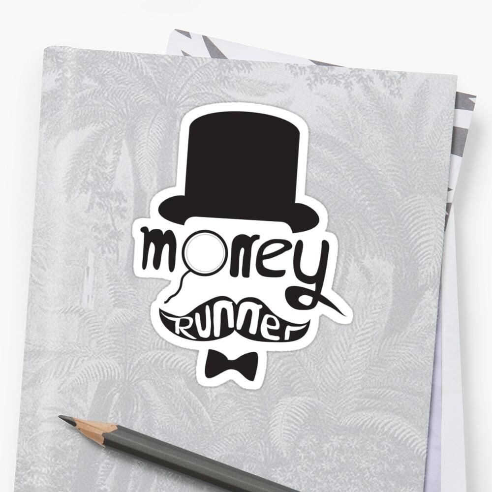 Moneyrunner T-Shirt by Stephen Wildish