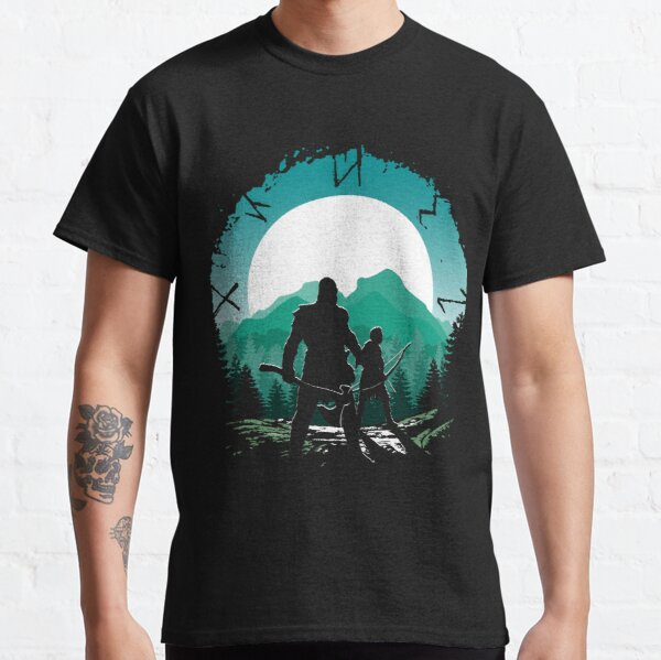 Kratos and son Classic T-Shirt