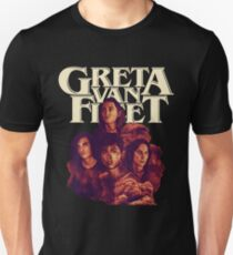The Greta Mule Unisex T-Shirt