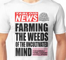 Tabloid News Unisex T-Shirt