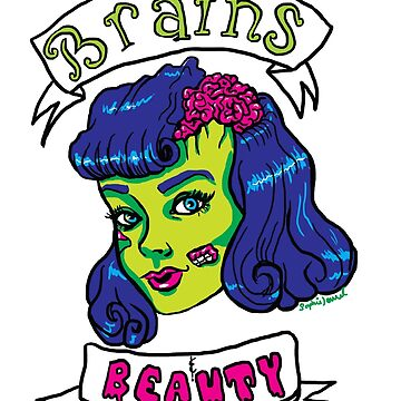 Brains and Beauty by SophieJewel