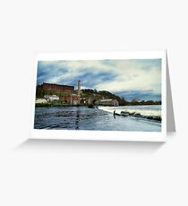 Lee Fields, Cork City, Ireland Greeting Card