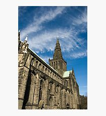 Glasgow Cathedral aligned Photographic Print