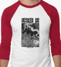 Hüsker Dü Celebrated Summer Men's Baseball ¾ T-Shirt