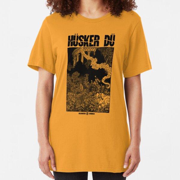 ✅ Hüsker Dü Celebrated Summer Slim Fit T-Shirt