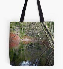 On San Juan Pond Tote Bag