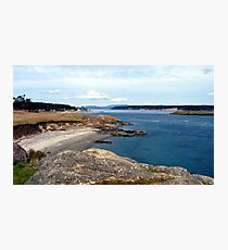 Cattle Point One Photographic Print