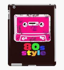 80s style iPad Case/Skin