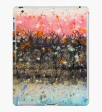 Wild Woods and River - Abstract Watercolour and Ink  iPad Case/Skin
