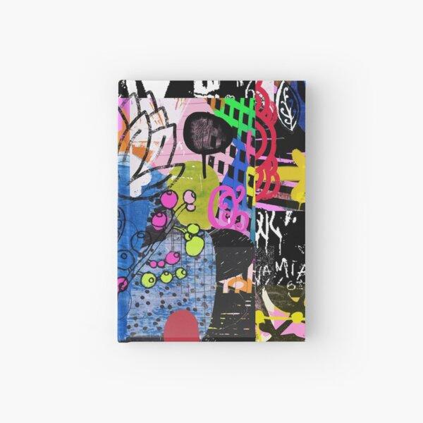 GRAFFITI INSPIRATION Hardcover Journal