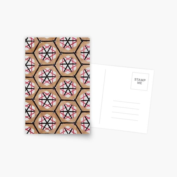 Colouration, marking, colours, fashionable, trendy,   stylish, fancy, hip Postcard
