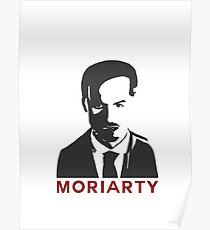 Jim Moriarty Poster