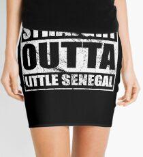 Minifalda Straight Outta Little Senegal