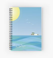 You Shall Have a Fishy Spiral Notebook
