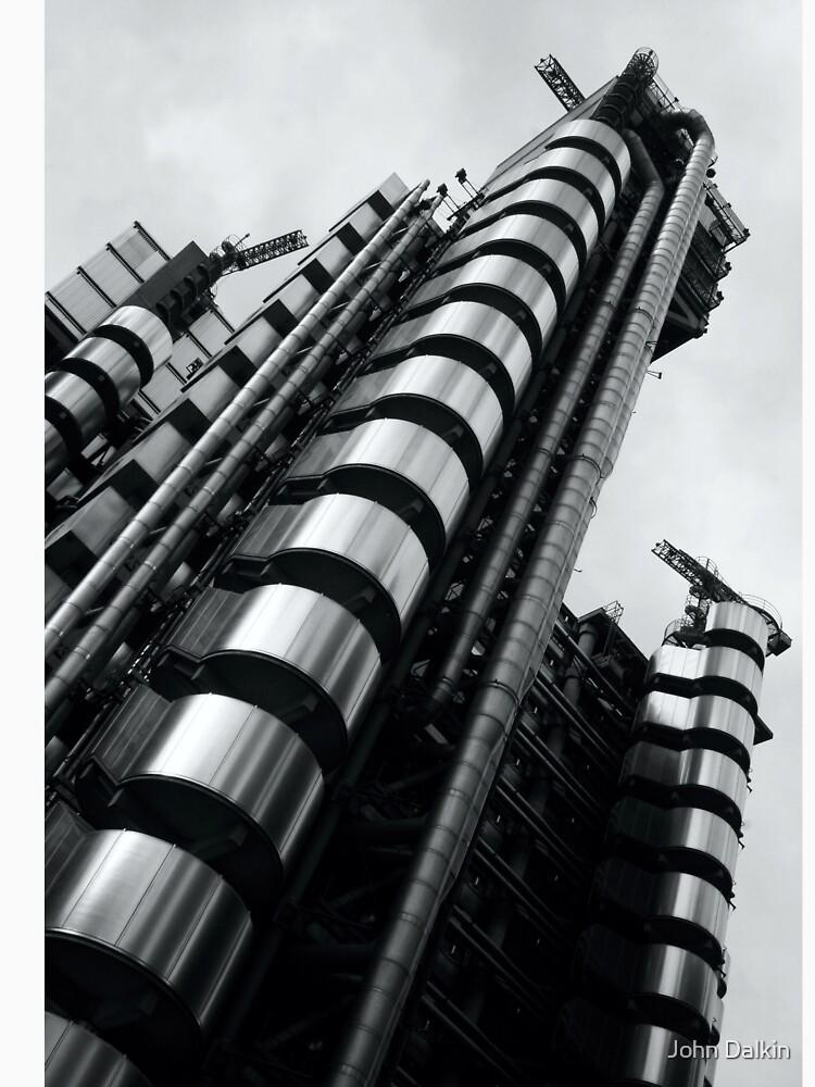 Lloyds of London by JohnDalkin
