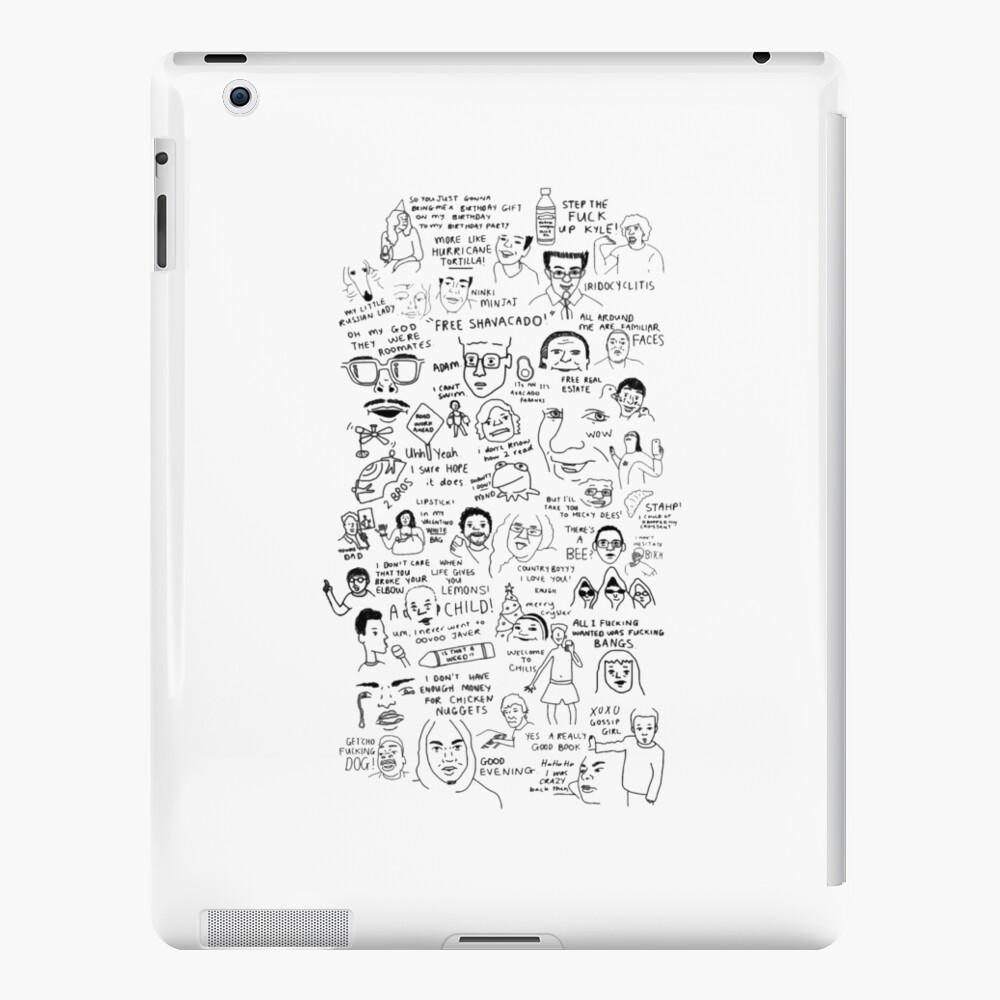 (ALTE VERSION) Rebenzusammenstellung (neue ULTIMATE-Version auf meiner Seite finden) iPad-Hülle & Skin