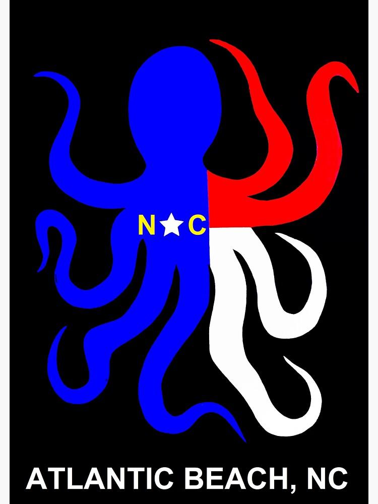 NC Octopus (Atlantic Beach, NC) by barryknauff