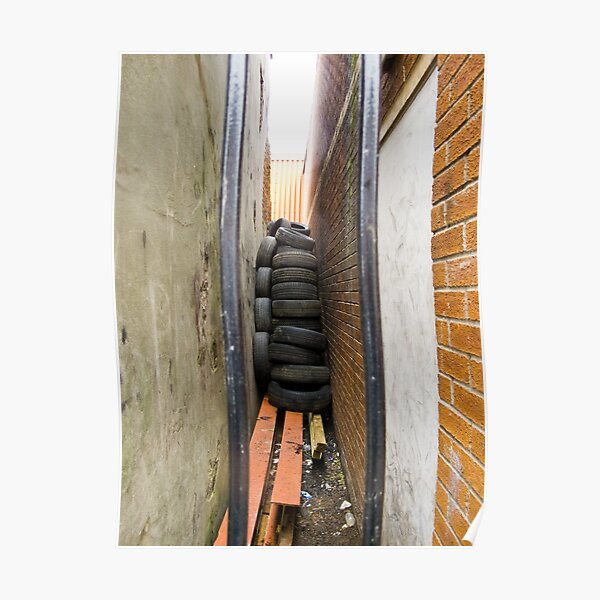 Spare Tyres Poster