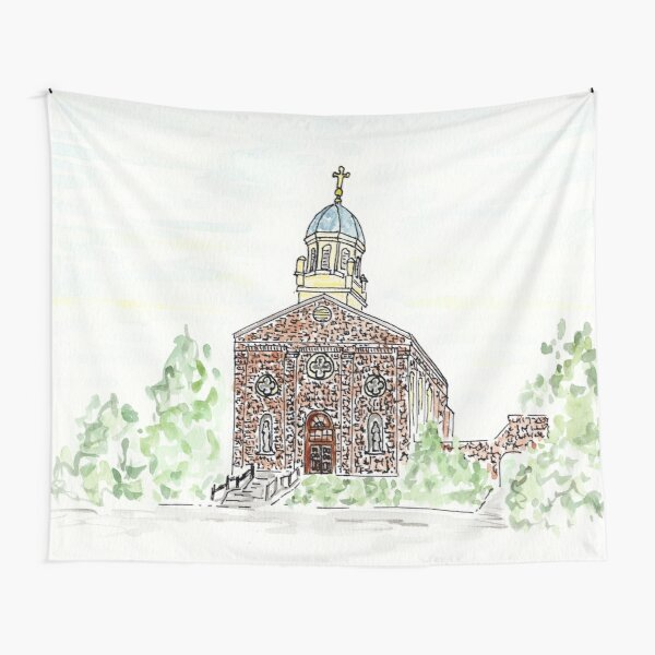 University of Dayton, Chapel, Dayton, Ohio Tapestry