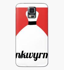 Inkwyrm Logo Case/Skin for Samsung Galaxy