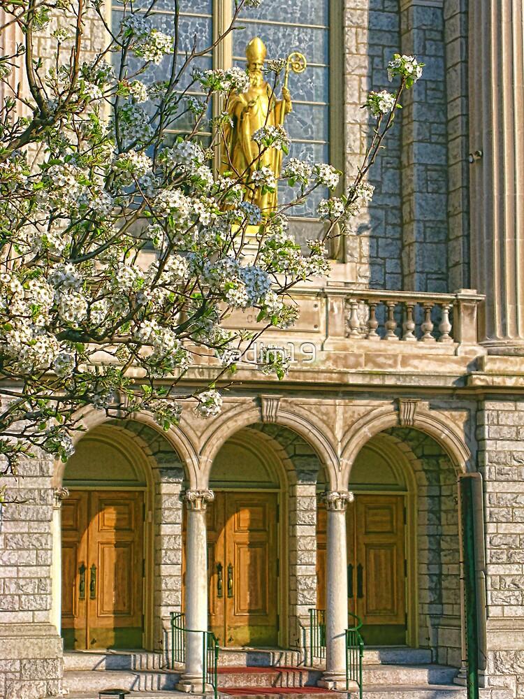 Church of St.Patrick, Norristown, Pennsylvania by vadim19