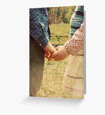 Friends for a Lifetime? Greeting Card