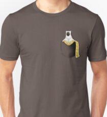 Jouerney: White Travel size Traveler Unisex T-Shirt