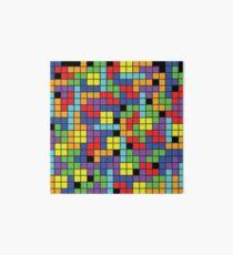 Tetris Frustration Art Board