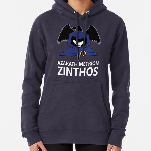 Raven teen titans Pullover Hoodie