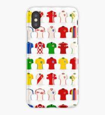 Russia Football 2018 Jersey iPhone Case/Skin