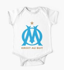 olympique marseille One Piece - Short Sleeve