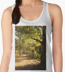 Autumn Trees Women's Tank Top